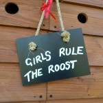 girls rule the roost